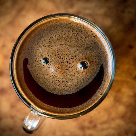 چرا قهوه شادیبخش است؟
